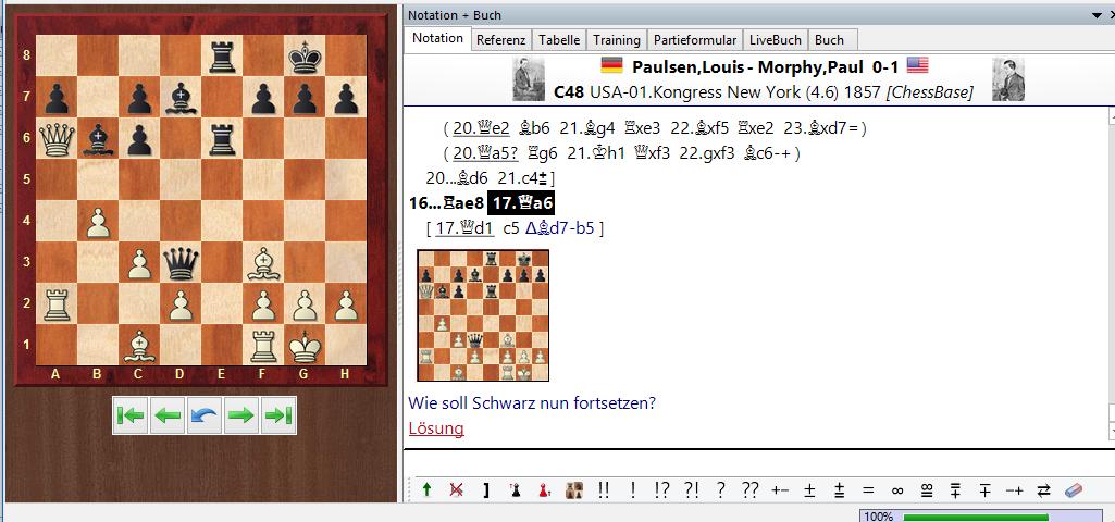 ChessBase Support - Details