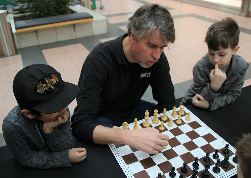 Schach Berlin