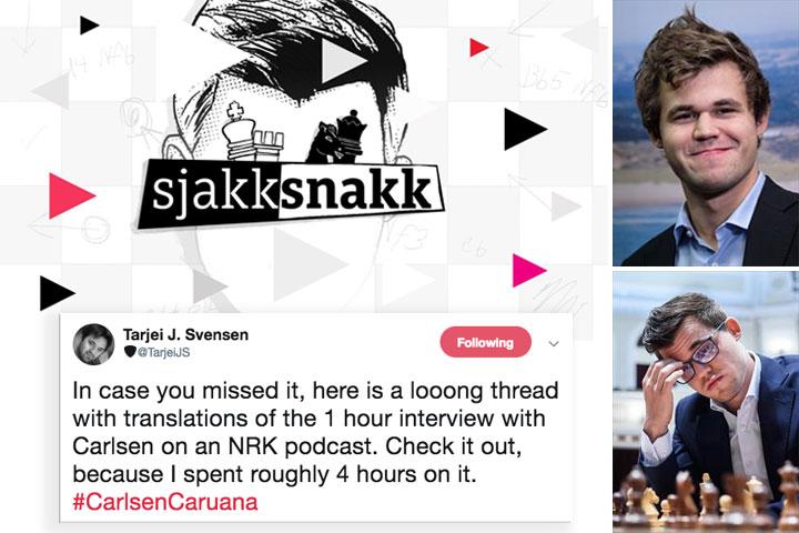 Ich Muss Versuchen Mein Bestes Schach Zu Spielen Ein Interview Mit Magnus Carlsen Chessbase