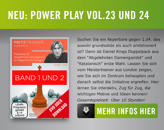 Power Play 23 und 24