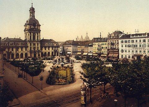 Das unvollendete Turnier: Mannheim 1914   ChessBase