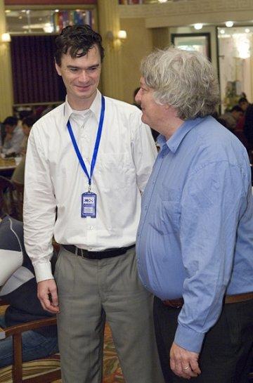 Evgenij Najer gewinnt Presidents Cup  ChessBase