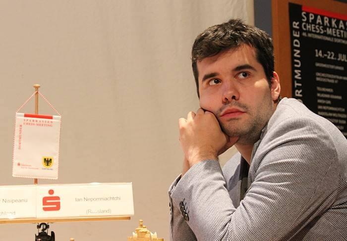 Ian Nepomniachtchi | Foto: Georgios Souleidis