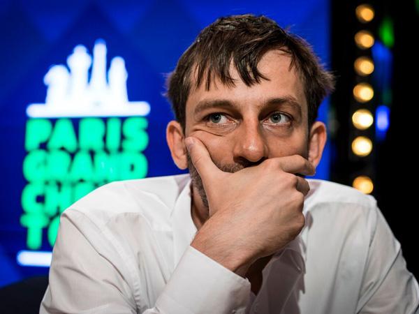 Alexander Grischuk quedó subcampeón