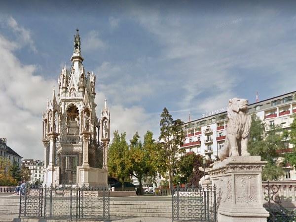 Ginebra y el Hotel Richemond