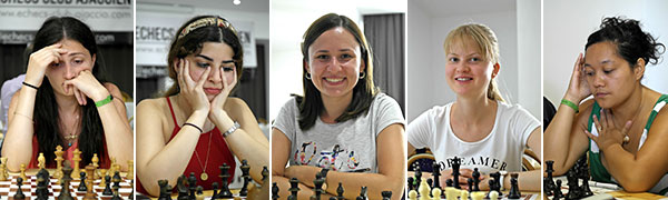 Top female players