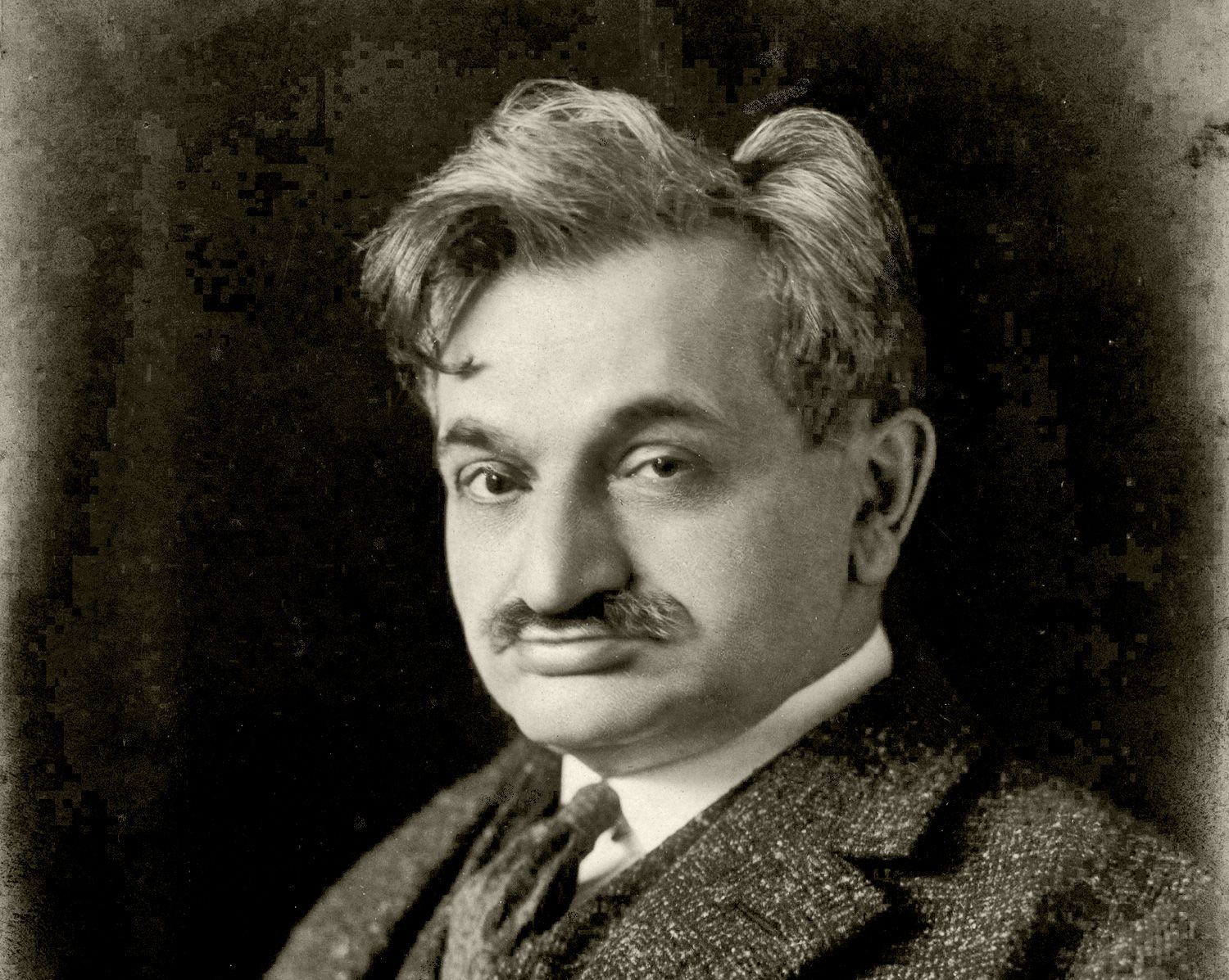 An image of Emanuel Lasker