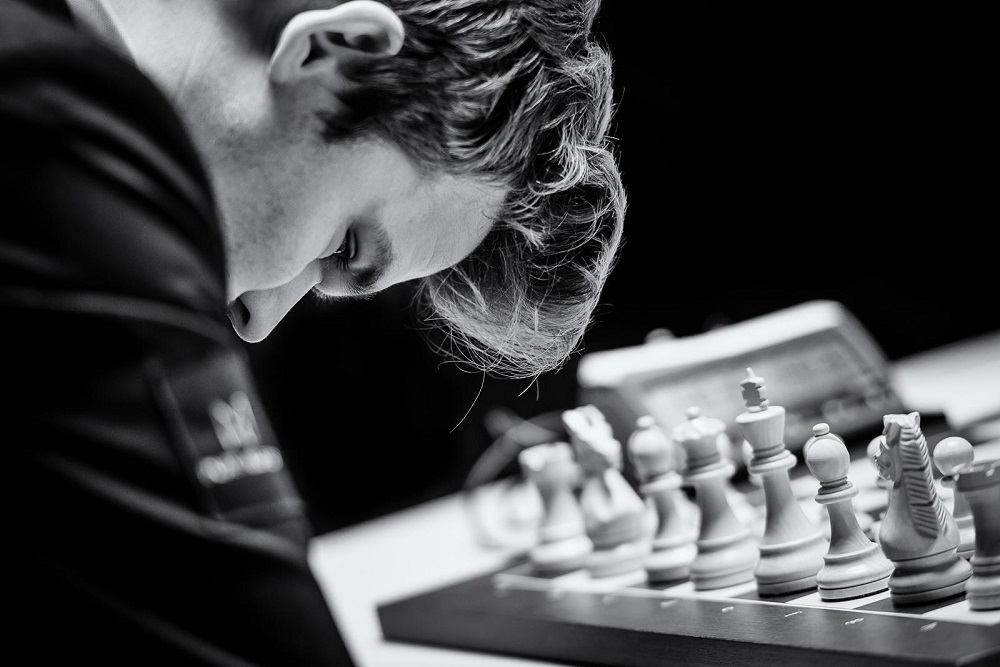 Magnus Carlsen | Foto: Alina l'Ami