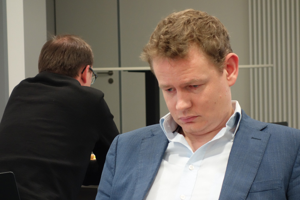 Jan Gustafsson | Foto: André Schulz (ChessBase)