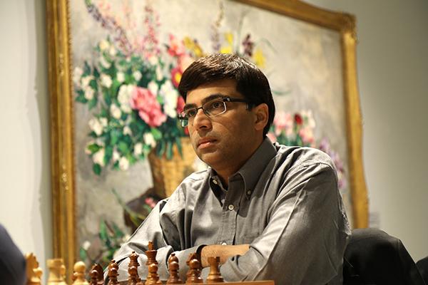 Vishy Anand | Foto: Eteri Kublashvili