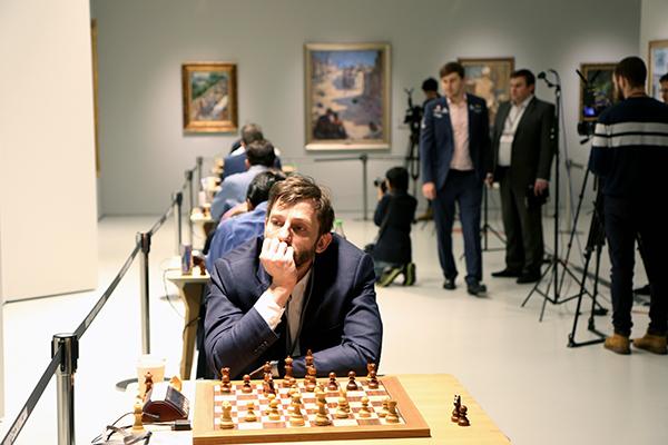 Alexander Grischuk | Foto: Eteri Kublashvili