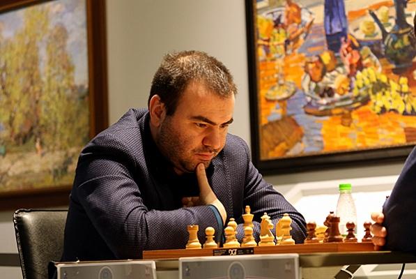 Shakriyar Mamedyarov | Foto: Eteri Kublashvili