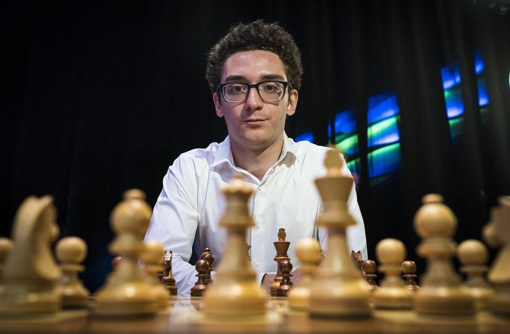 Fabiano Caruana | Foto: Lennart Ootes / Grand Chess Tour