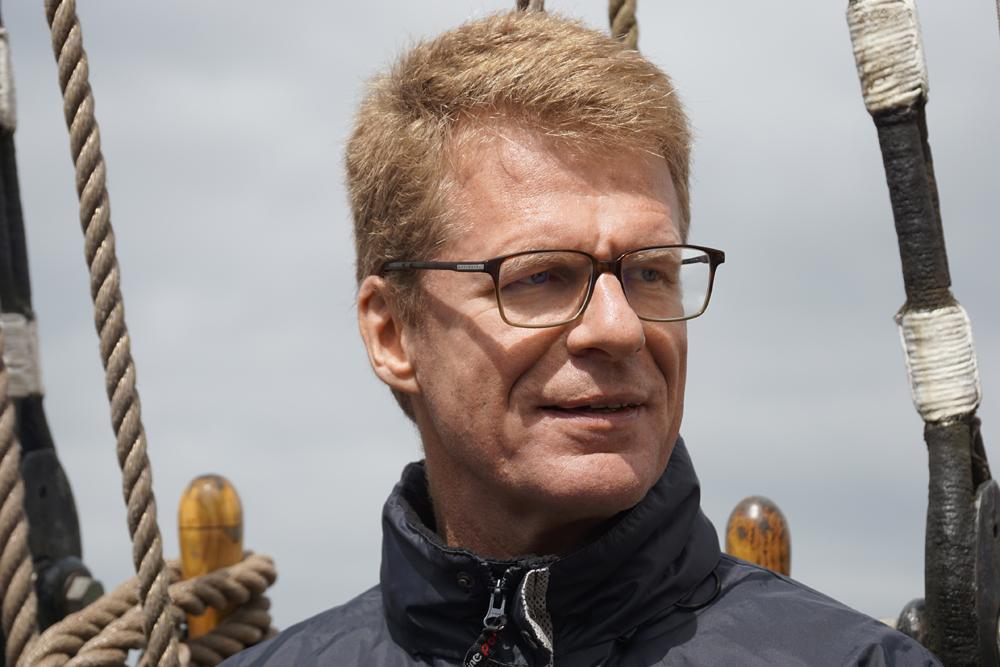 Matthias Wüllenweber, Miteigentümer von ChessBase und Chefprogrammierer
