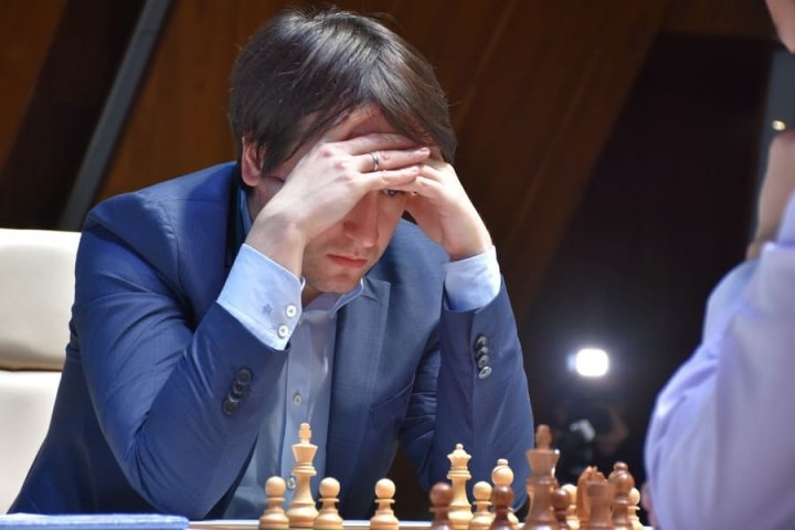 Teimour Radjabov   Foto: Shamkir Chess 2019