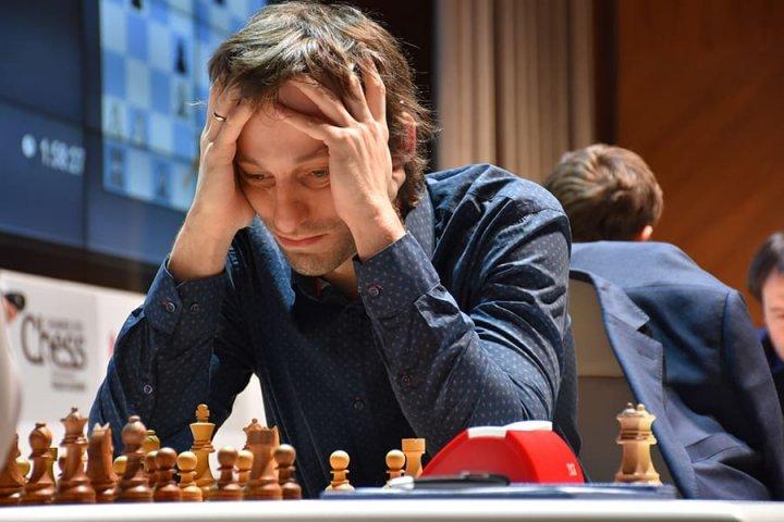 Alexander Grischuk | Foto: Shamkir Chess 2019