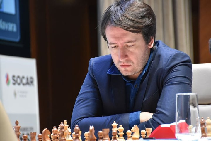 Teimour Radjabov | Foto: Shamkir Chess 2019