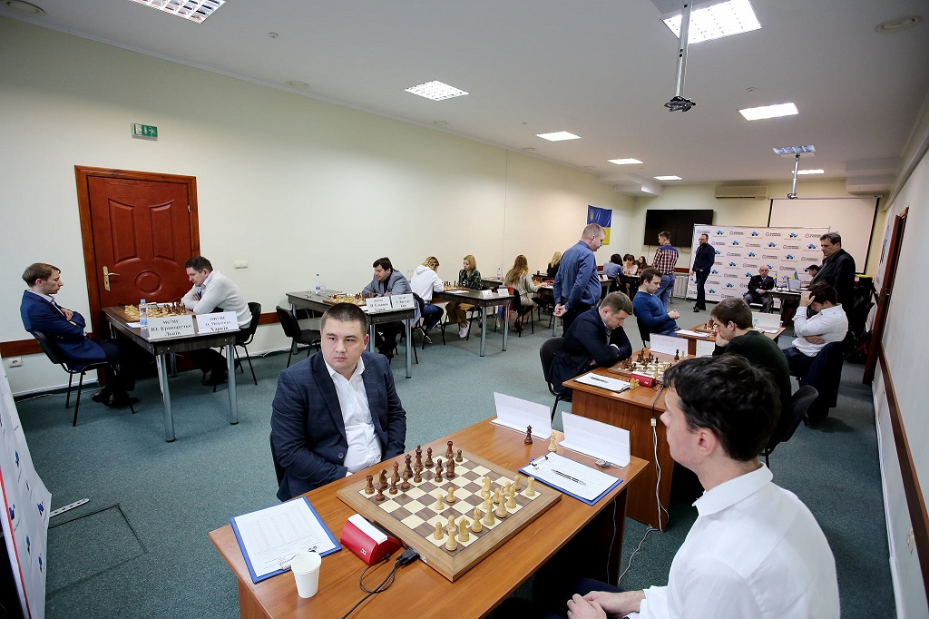 Ukrainian Chess Championships 2019