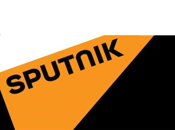 Bildergebnis für fotos vom logo des magazins sputnik