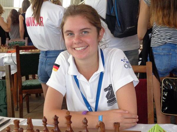 Jana Schneider Schach
