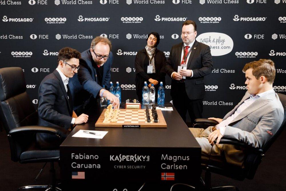 schachweltmeisterschaft 2019