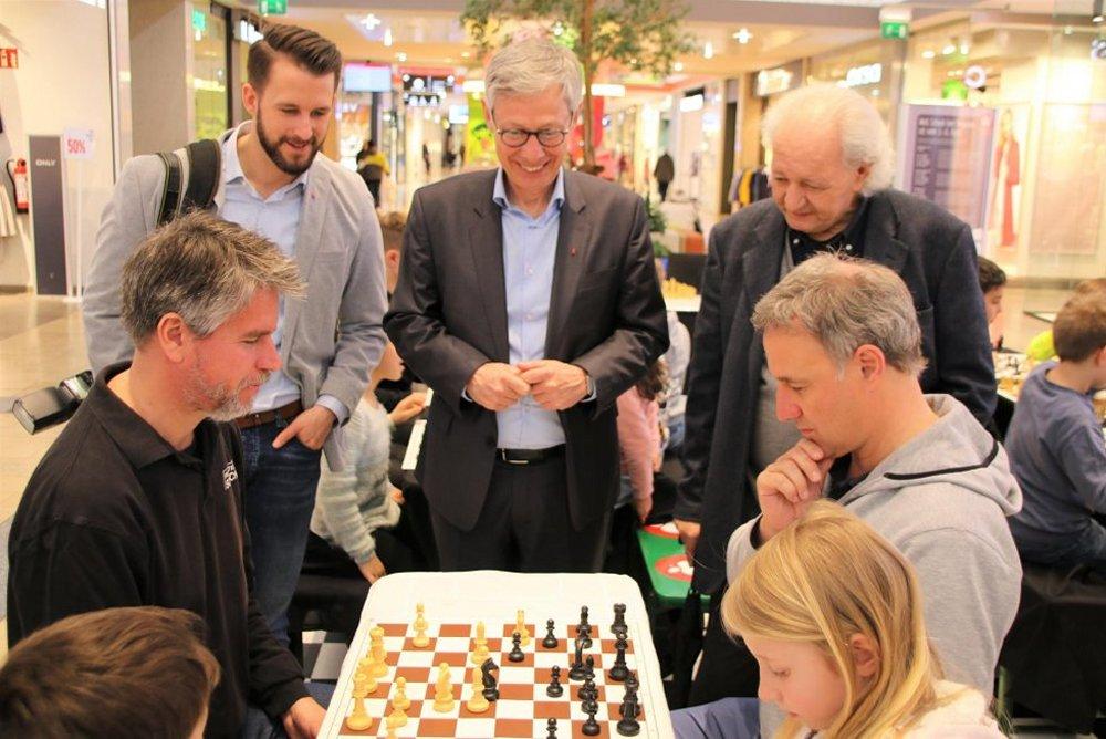 Schach Baden