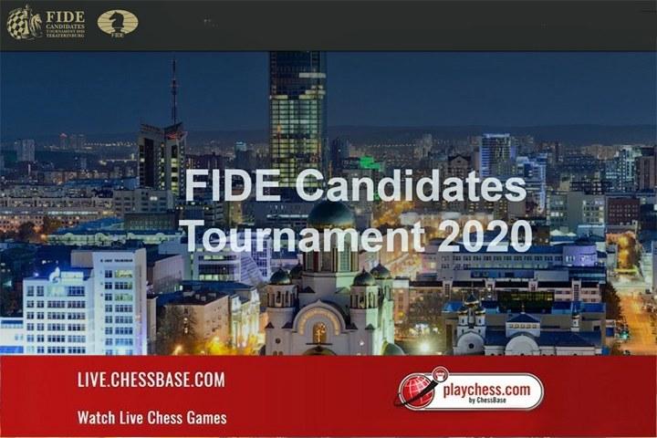 Kandidatenturnier Live