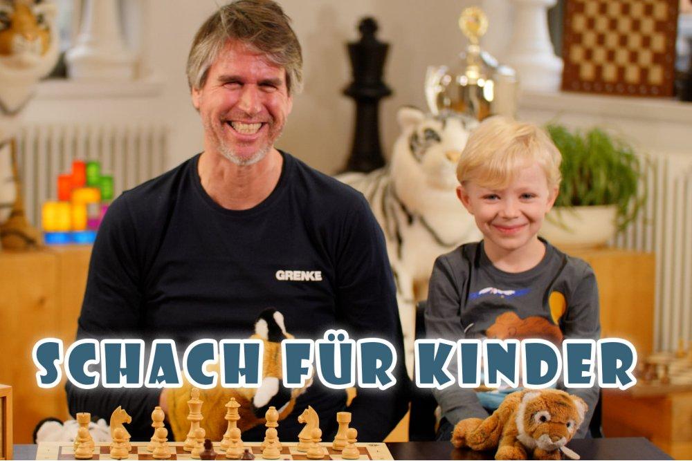 Ein neuer faszinierender Kinderschachkanal | ChessBase